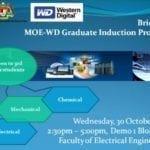 Briefing: MOE-WD Graduate Induction Program 2013