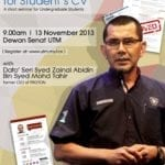 Corporate Sector view for Student's CV