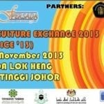 International Culture Exchange (ICE'13)