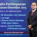 Perhimpunan Bulanan Disember 2013