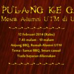 Sireh Pulang ke Gagang: Jalinan Mesra Alumni UTM di UTM