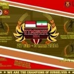 UTMISCUP (UTM International Student CUP)