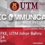 Telecommunication Exhibition Day 2014