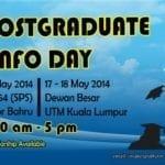UTM Postgraduate Info Day