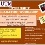 Internship Preparation Workshop