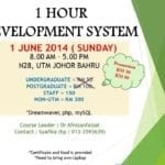 1 Hour Development System