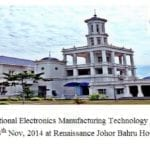 36th International Electronics Manufacturing Technology Conference (IEMT2014)