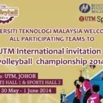 UTM International Invitation Volleyball Championship 2014