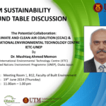 Roundtable Discussion on Environmental issues