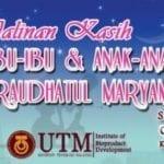 Jalinan Kasih Ibu-Ibu & Anak-Anak Raudhatul Maryam