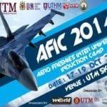 Aero Freshie's Induction Inter Universities Induction Camp (AFIC'14)