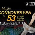 UTM 53rd Convocation Ceremony