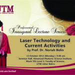53rd Professorial Inaugural Lecture Series
