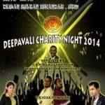 UTM Deepavali Charity Night 2014