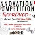 Pertandingan Inovasi ke 7, Universiti Teknologi Malaysia