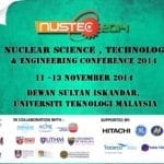 Nuclear Science,Technology and Engineering Confrence 2014 (Nustec 2014)