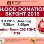 Blood Donation BKFGHT 2015