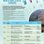 The MasterClass Sustainable Development