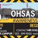 OHSAS 18001 Awareness Training