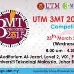 UTM 3MT 2015 Competition