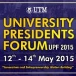 University Presidents Forum 2015