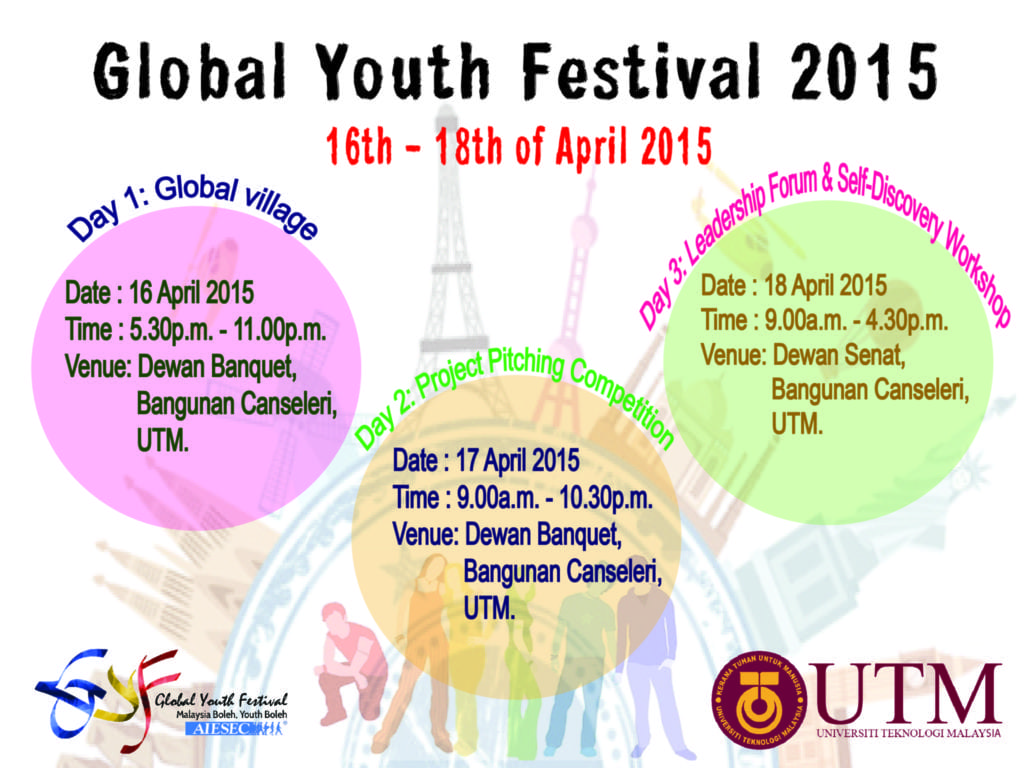 Global Youth Festival 2015