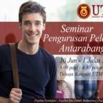 Seminar Pengurusan Pelajar Antarabangsa