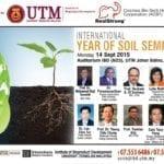 International Year of Soil seminar