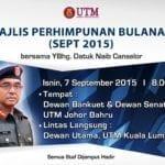 Majlis Perhimpunan Bulanan September