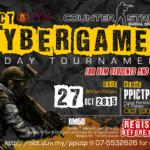 CICT Cybergames Tournament 2015