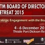 Retreat Lembaga Pengarah UTM 2015