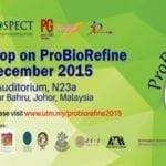 2nd Workshop on ProBioRefine