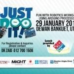 Just Doo It! Fun with Robotics Workshop Using Arduino Processor