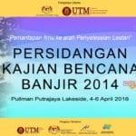 Persidangan Kajian Bencana Banjir 2014
