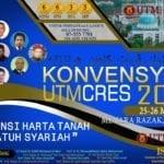 Konvensyen UTMCRES 2016