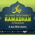 Awal Ramadhan ( Public Holiday for Johor Bahru Only )