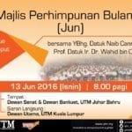 Majlis Perhimpunan Bulanan Jun