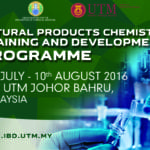 Natural Products Chemistry Development Program for Organisation for the Prohibition of Chemical Weapons (OPCW)