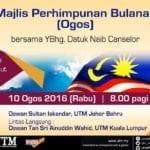 Majlis Perhimpunan Bulanan (Ogos)