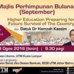Majlis Perhimpunan Bulanan (September)