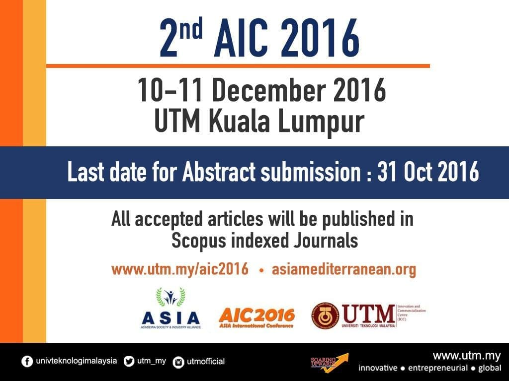 ASIA International Conference 2016 | Staff