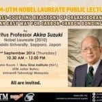 ASM-UTM Nobel Laureate Public Lecture