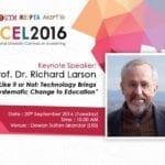 International University Carnival on e-Learning (IUCEL2016)
