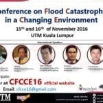 Conference on Flood Catastrophes in a Changing Environment