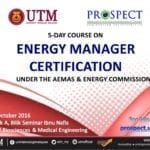 Energy Manager Certification