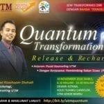 Quantum Transformation: Release & Recharge