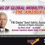 Launching of Global Mobility – The Jukebox Concept