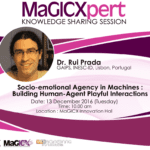 MaGICXpert Knowledge Sharing Session