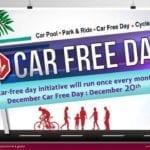 UTM Car Free Day