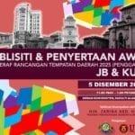 Taklimat bagi Program Publisiti dan Penyertaan Awam Deraf Rancangan Tempatan Daerah Johor Bahru dan Kulai 2025 (Penggantian)